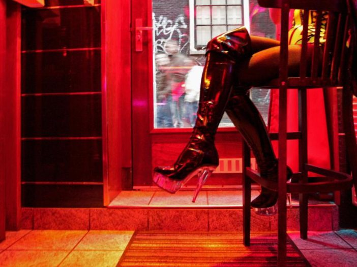 190704075602 02 amsterdam red light district windows super tease 1 702x526 - Amsterdam's red-light district: What it's like to live there